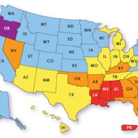 Diminuiscono i nati prematuri negli USA